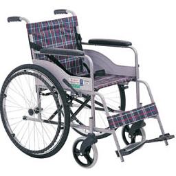 钢管手动轮椅车系列