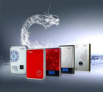 2015年度中国电热水器十大品牌