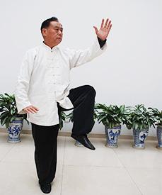 中华民间武师--赵幼斌