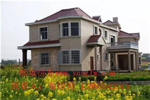 顺筑房屋,新农村自建房设计图
