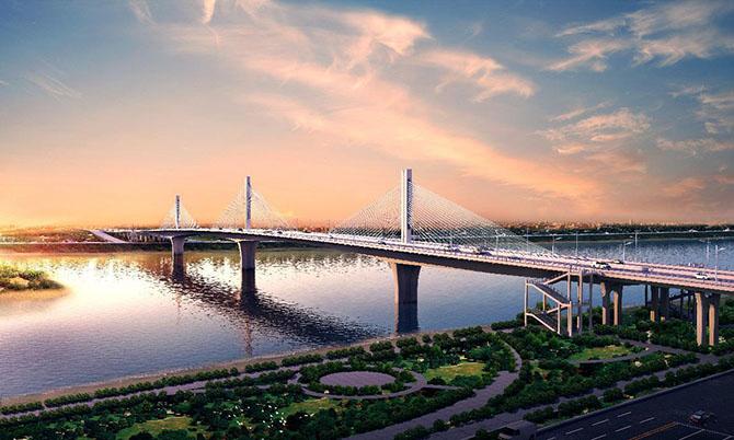 全国复杂桥梁与隧道工程创新技术交流 暨越江桥隧项目观摩会
