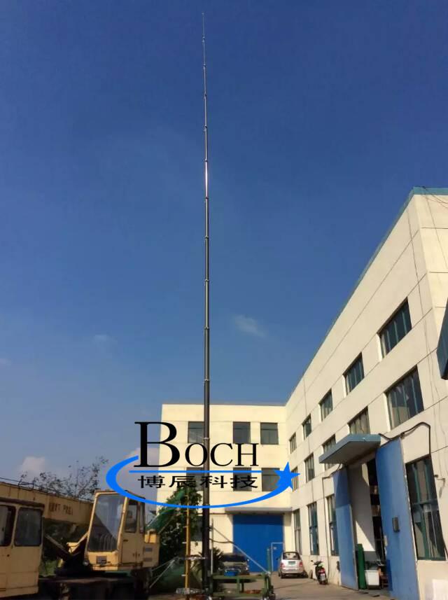 厂家直销BLZ-016避雷针升降杆 自锁式升降杆