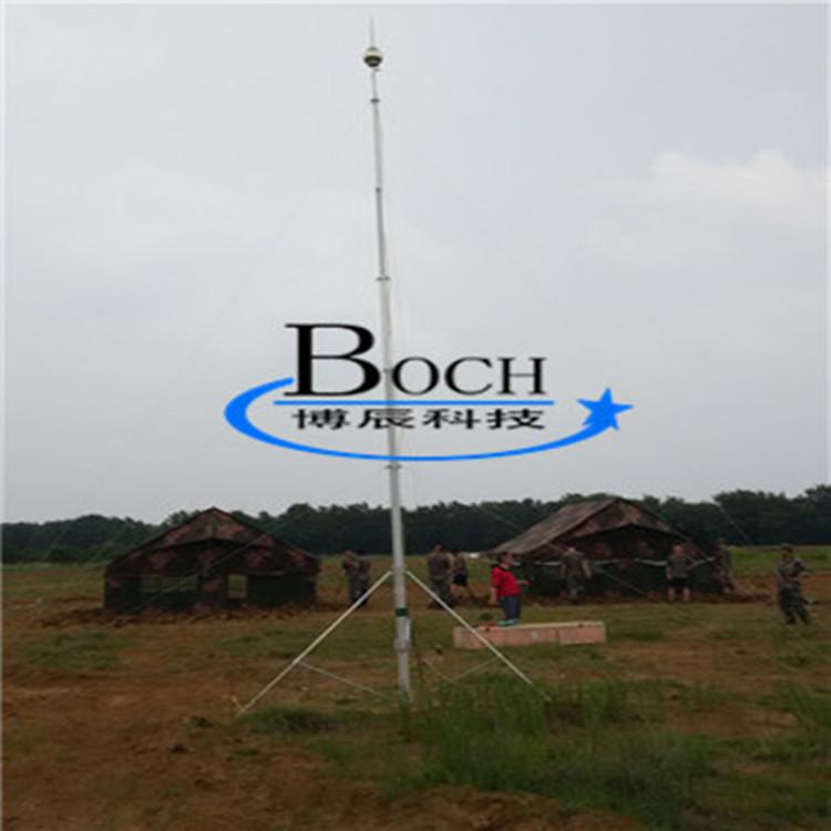 博辰SJG-001升降杆 气动升降杆 气动桅杆 电动升降杆