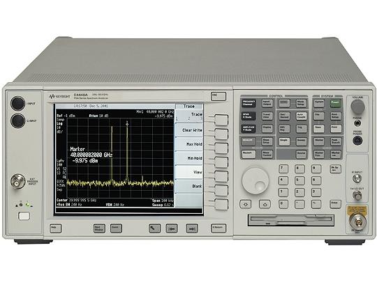 收购/销售安捷伦E4448A频谱分析仪