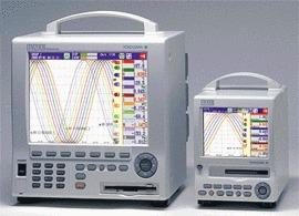 横河MV200无纸记录仪回收