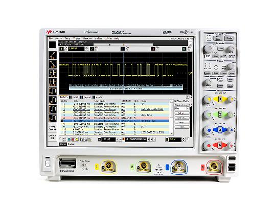 回收安捷伦DSO9254A示波器