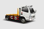 6方东风天然气(CNG)车厢可卸式垃圾车QTH5072ZXX
