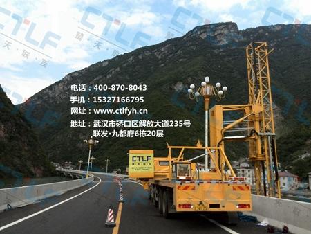楚天联发桥梁检测|斜拉桥检测|桥梁荷载试验|静载试验