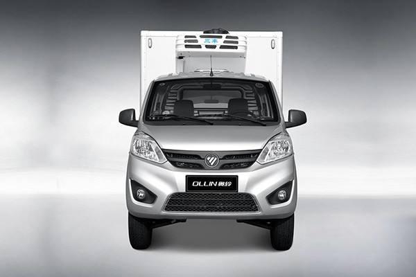 国五福田伽途T3微型冷藏车