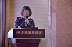 全国酚醛材料产业发展中心主任刘雷