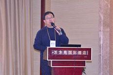 中国建筑科学研究院高级工程师王新民