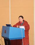 杭州师范大学有机硅教育部重点实验室杨雄发博士的助理陈琼