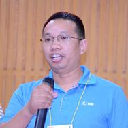 东莞市浩彩油墨科技有限公司技术总监伍志先生
