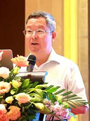 刘自明 重点实验室主任 中铁大桥局党委书记、董事长致辞