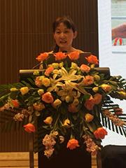 安群慧 武汉市科学技术协会副主席