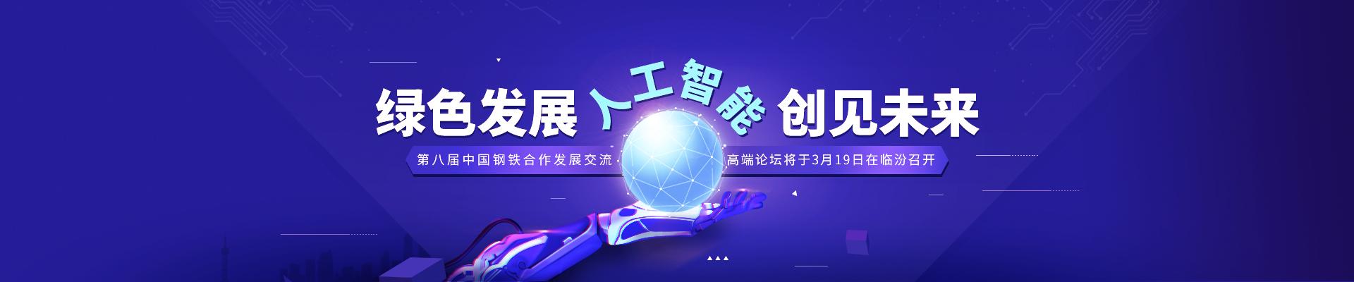 第八屆中國鋼鐵合作發展交流高端論壇