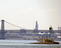 曼哈顿吴丹岛