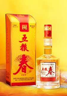 五粮春酒系列