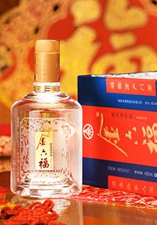 金六福酒系列