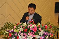 中国煤化工产业网总监丁武先生开幕式致辞