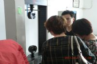 工程质量现场参观无锡东仪产品