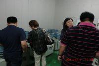 工程质量与检测现场参观