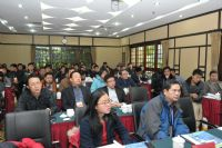 酚醛树脂产业――会议现场
