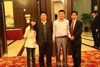 中国电子商务协会――会务组和淮安综合大市场管委会主任