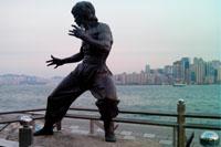 香港・星光大道・海滨长廊