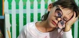 散光对正常眼位儿童视力的影响