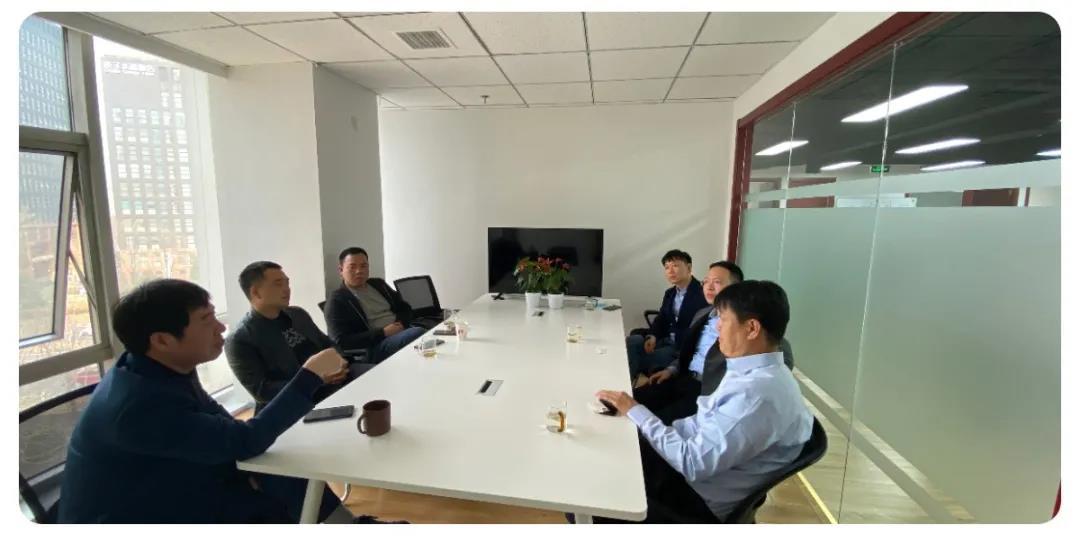 兰考县恒源棉业有限公司总经理闫辉一行到访卫多多